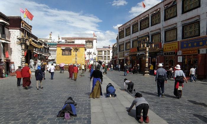Cuộc sống thường ngày ở Lhasa - Hướng dẫn du lịch Lhasa