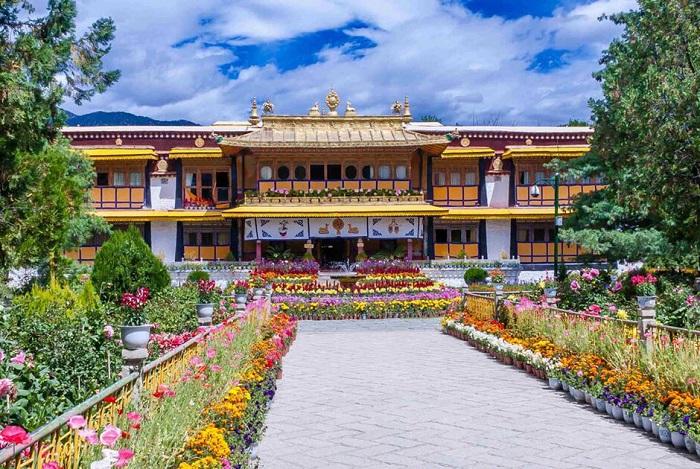Norbulingka - Hướng dẫn du lịch Lhasa