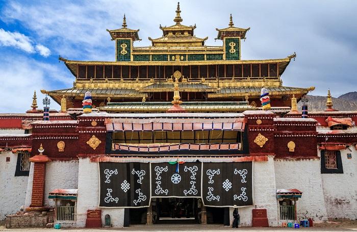 Tu viện Samye - Hướng dẫn du lịch Lhasa