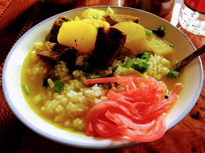 Món ăn Tây Tạng - Hướng dẫn du lịch Lhasa