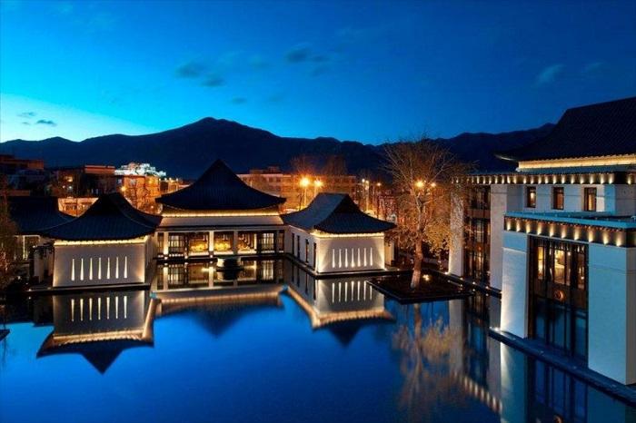 St Regis Lhasa Resort 5 sao - Hướng dẫn du lịch Lhasa