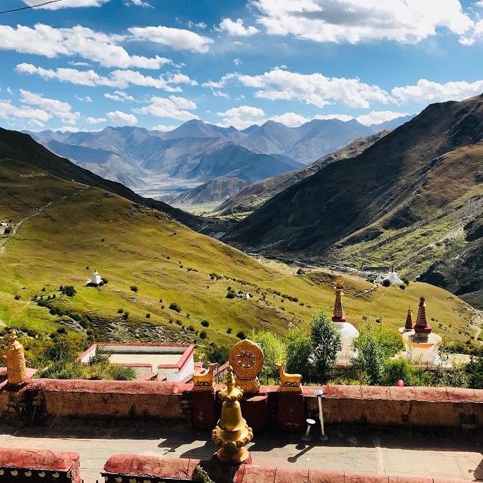 Tu viện Yerpa - Hướng dẫn du lịch Lhasa