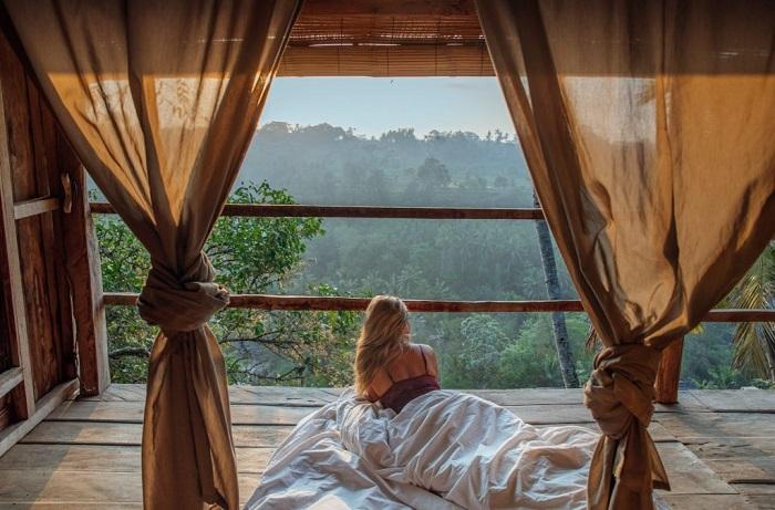 Tân hưởng thiên hiên ngay trong tầm mắt Zen Hideaway Bali