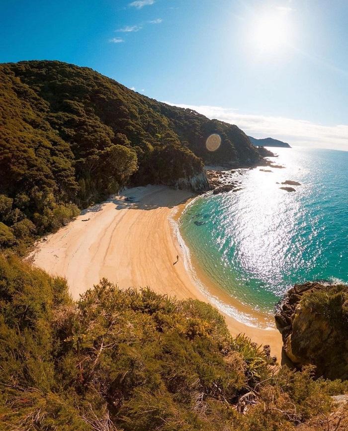 Đường bờ biển Công viên Quốc gia Abel Tasman