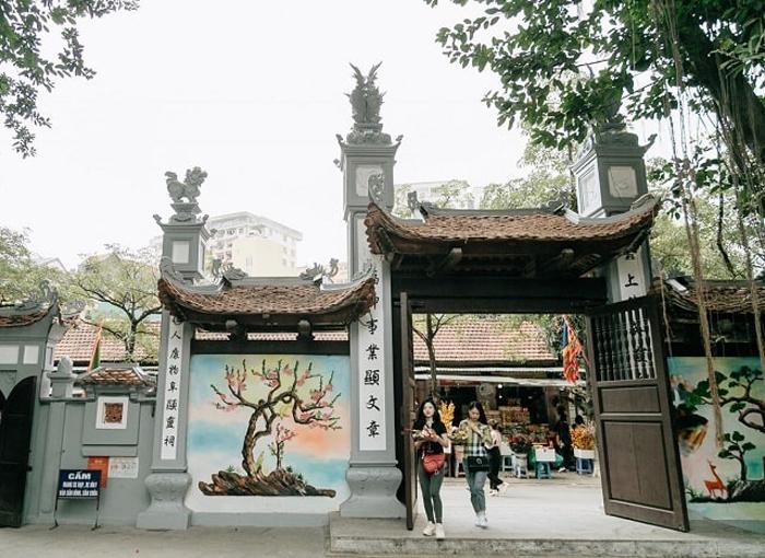 Những ngôi chùa cầu duyên ở Hà Nội - cầu duyên vào ban ngày