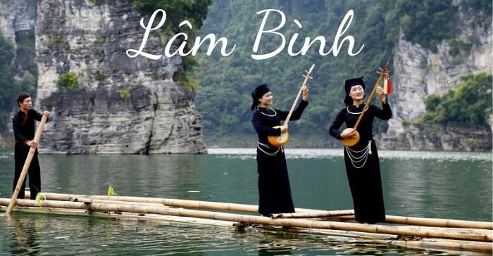Interesting activities at Na Hang Lake