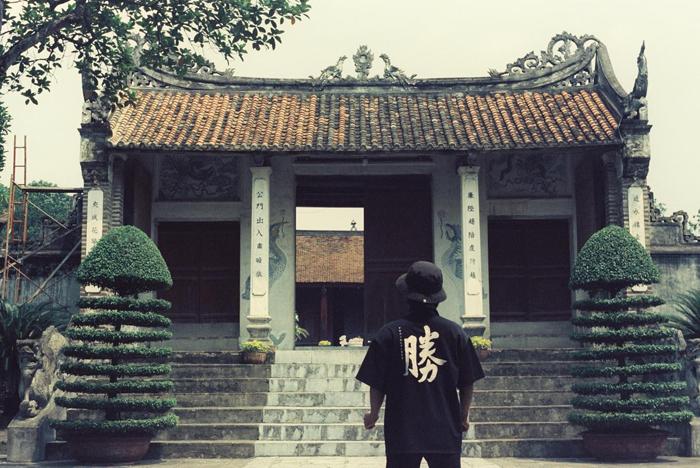 Những ngôi chùa cầu duyên ở Hà Nội - Cầu bình an