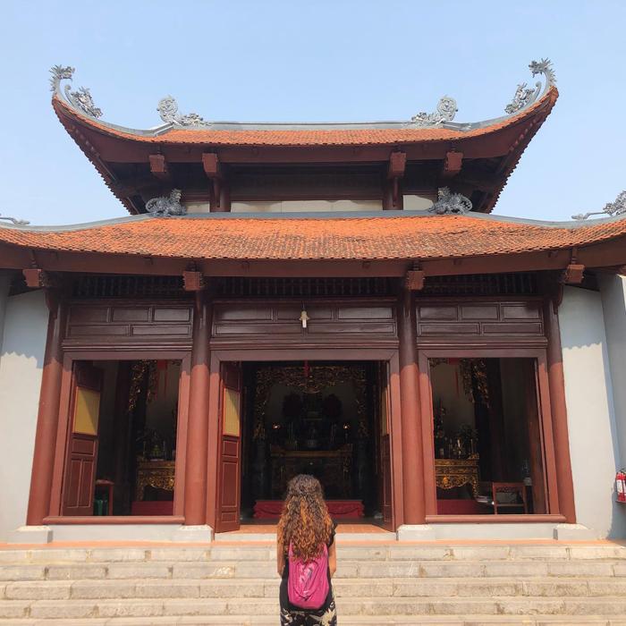 Những ngôi chùa cầu duyên ở Hà Nội - Cầu mong tình duyên