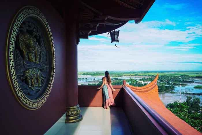 Danh sách chùa ở Châu Đốc - ngôi chùa đẹp