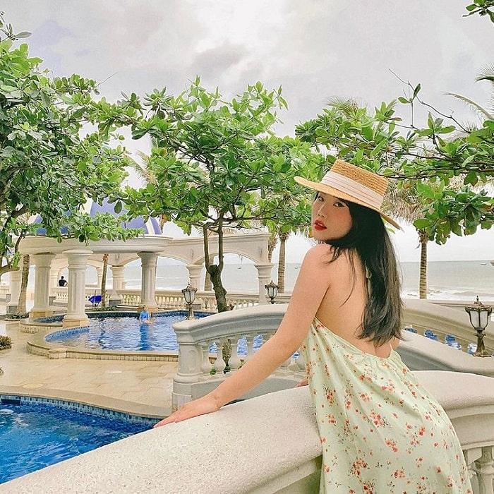 Combo Lan Rừng Phước Hải Resort Spa - góc check in đẹp