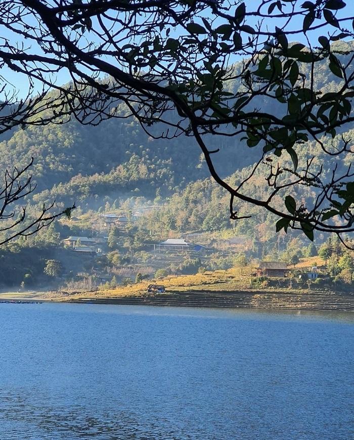 Phong cảnh ở Than Uyên Lai Châu - chinh phục Nam Kang Ho Tao