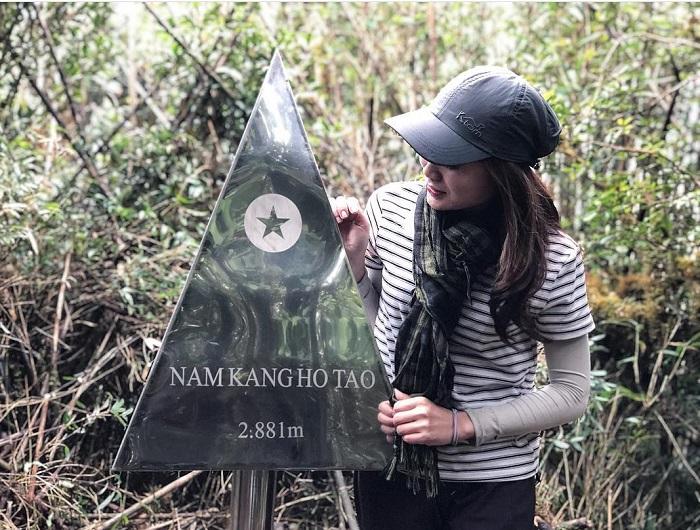 Và đỉnh Nam Kang Ho Tao 2881 m sẽ là điểm đến của bạn - Chinh phục Nam Kang Ho Tao