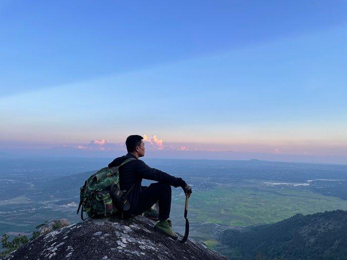 ĐỈNH cHƯ nÂM  điểm du lịch mới ở Gia Lai