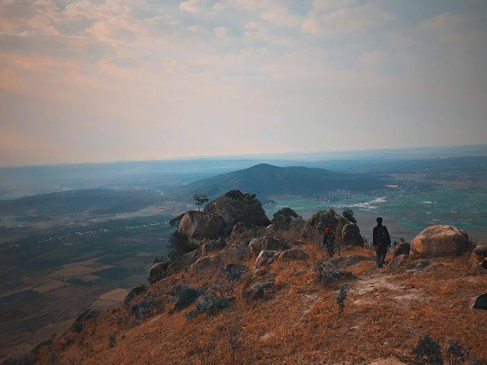 trekking chư nâm điểm du lịch mới ở Gia Lai