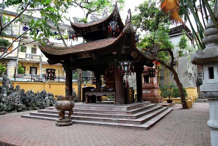 Những ngôi chùa cầu duyên ở Hà Nội - Chùa Phúc Khánh