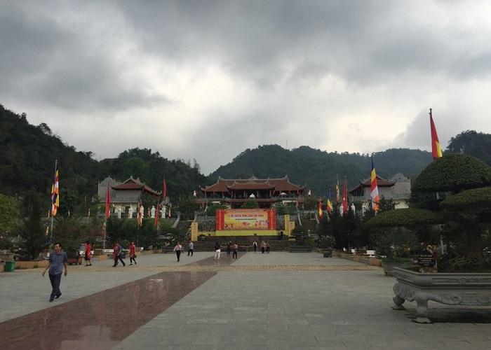 chùa Tân Thanh Lạng Sơn- tham quan