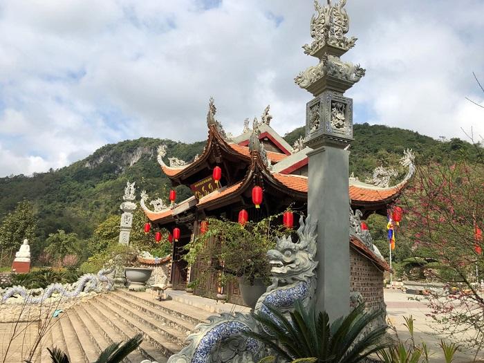 chùa Tân Thanh Lạng Sơn- kiến trúc độc đáo