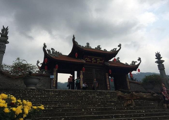 chùa Tân Thanh Lạng Sơn- ở đâu