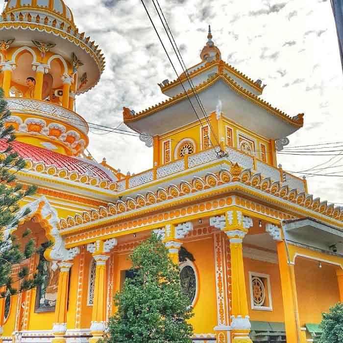 Danh sách chùa ở Châu Đốc - Chùa Tây An