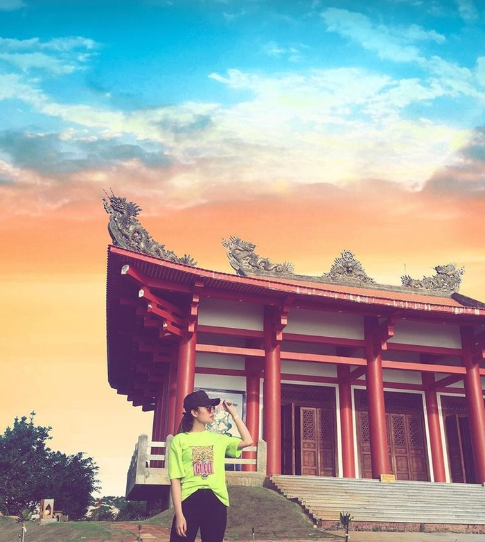 Thien An Dam Mon Pagoda