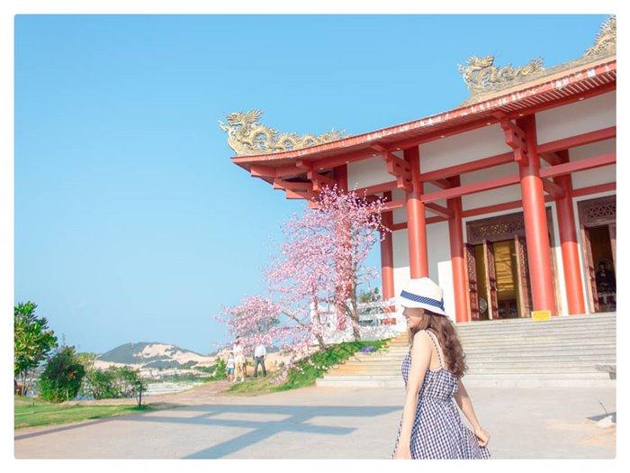 Architecture of Thien An Dam Mon Pagoda