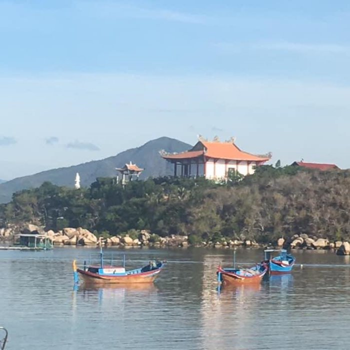 LOCATION Thien An Dam Mon Pagoda
