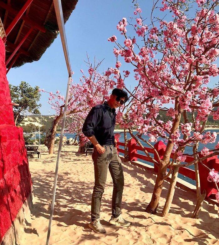 Virtual living at Thien An Dam Mon Pagoda