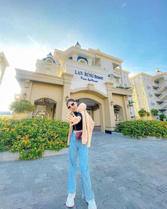 Combo Lan Rừng Phước Hải Resort Spa giá tốt