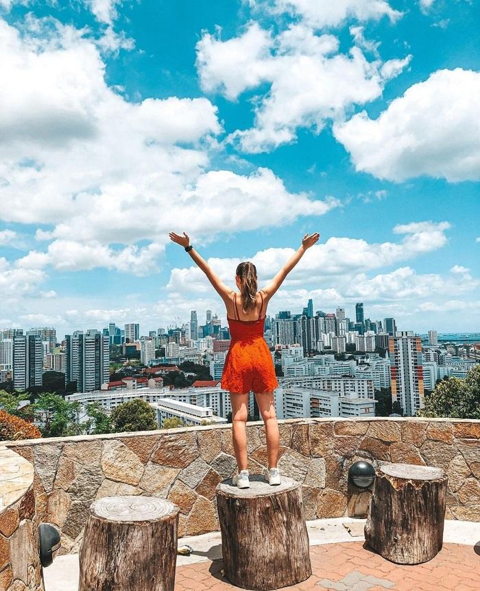 Faber Point - Mount Faber Park Singapore
