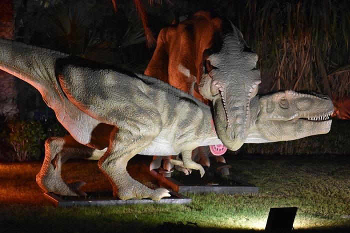 Dinosaur Park - Dubai Garden Glow