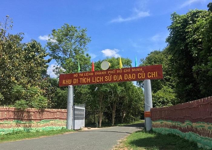 Công viên nước Củ Chi - địa đạo Củ Chi