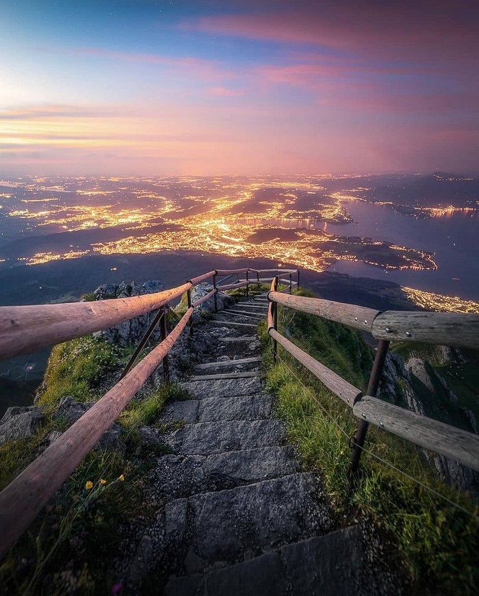 Visiting the top of Pilatus - When to travel to Switzerland?