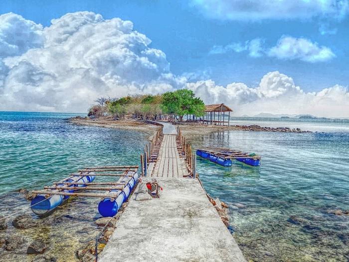 đảo hải tặc - hòn đảo gần Sài Gòn bình yên