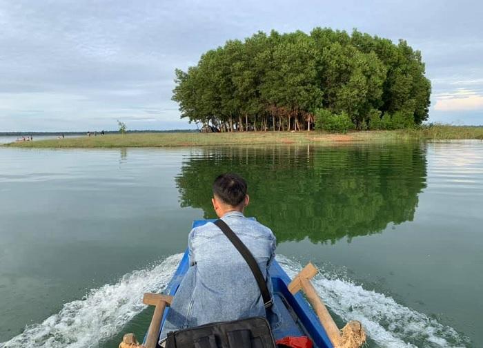 đảo Ó -  hòn đảo gần Sài Gòn cực chill