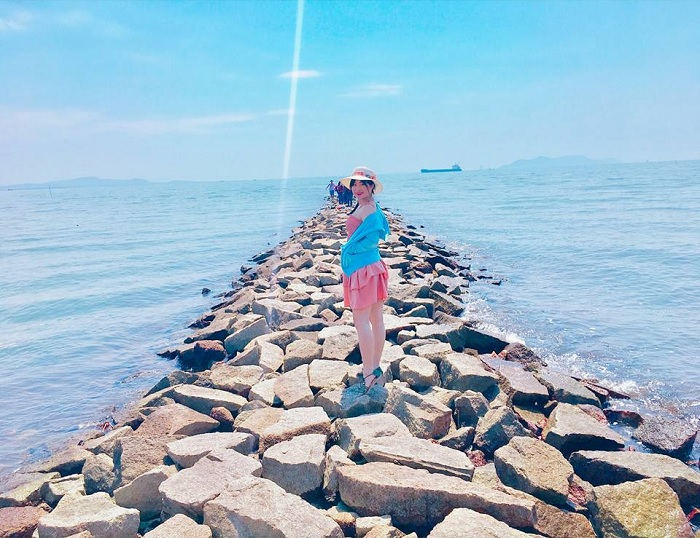 đảo Thạch An - hòn đảo gần Sài Gòn cuốn hút