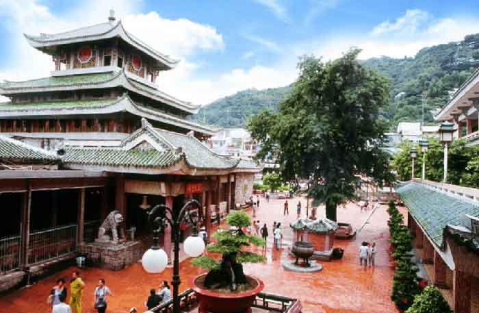 Danh sách chùa ở Châu Đốc - du lịch tâm linh