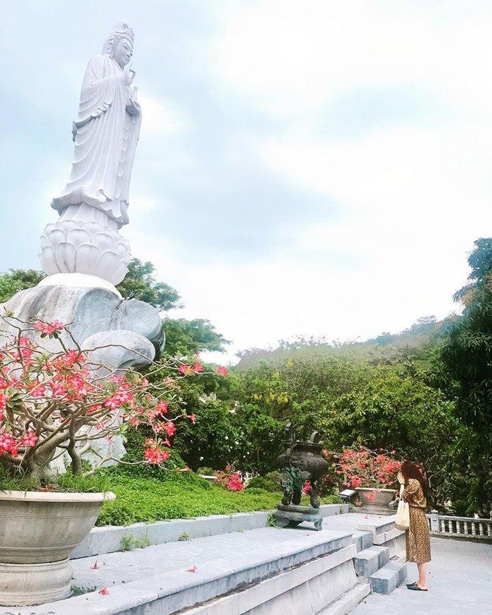 Truc Lam Pagoda Hon Tre Nha Trang Destination in Hon Tre