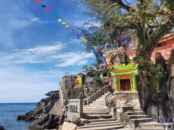 Dinh Ba Phu Quoc - Dinh Cau