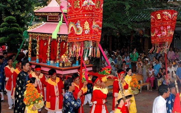 Dinh Ba Phu Quoc - festival