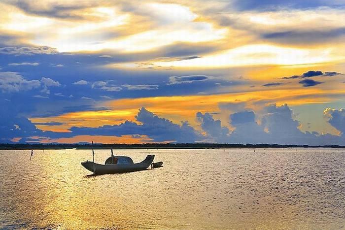 Khám phá đầm Chuồn Huế - Hệ đầm phá Tam Giang