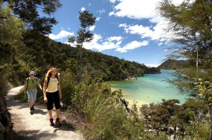 Đi bộ khám phá Công viên Quốc gia Abel Tasman