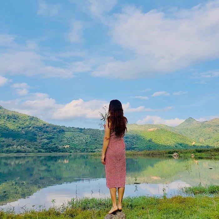 Am Chua lake Nha Trang