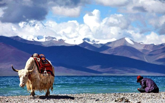 Hồ Namtso - Hướng dẫn du lịch Lhasa