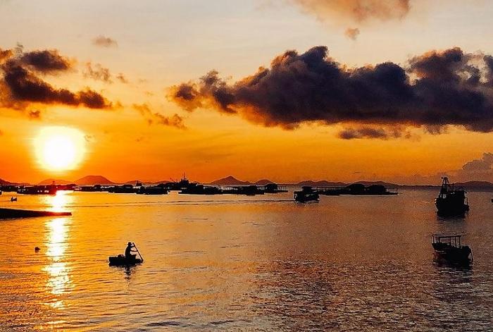 đaoe Hải Tặc - hòn đảo gần Sài Gòn cuốn hút