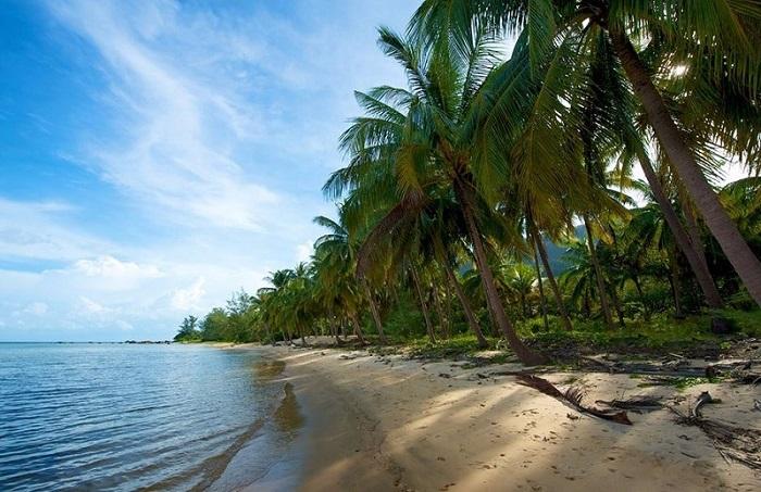 Phu Quoc Coconut Island - where?