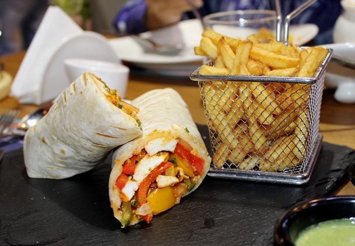Bollywood Park Food - Bollywood Park Dubai