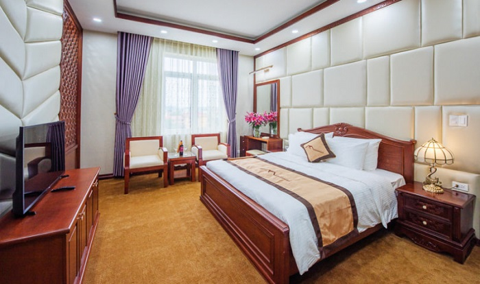 khách sạn ở Lạng Sơn - khách sạn A1 Lạng Sơn phòng