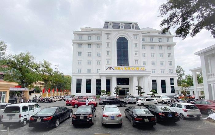 khách sạn ở Lạng Sơn - khách sạn A1 Lạng Sơn