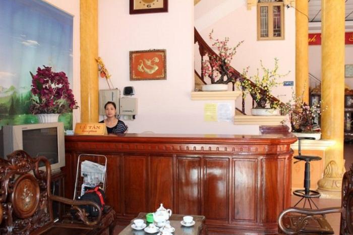 khách sạn ở Lạng Sơn - khách sạn Hoa Biển Lạng Sơn