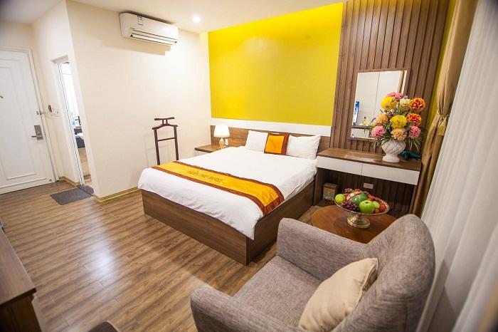 khách sạn ở Lạng Sơn - khách sạn Thiên Phú Lạng Sơn phòng
